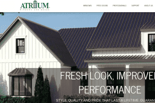 Atrium Windows And Doors reviews and complaints