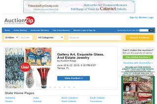 Auction Zip reviews and complaints