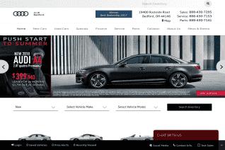 Audi Bedford reviews and complaints