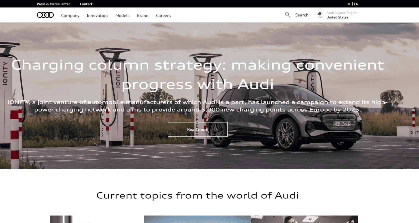 Audi reviews and complaints
