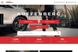 Auffenberg Dealer Group reviews and complaints