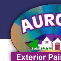 Aurora Exterior Painting