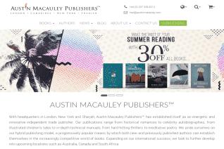 Austin Macauley Publishers reviews and complaints