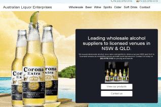 Australian Liquor Enterprises reviews and complaints