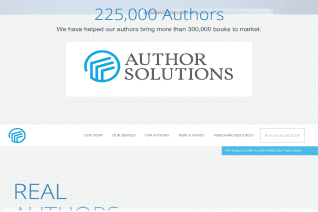 Author Solutions reviews and complaints