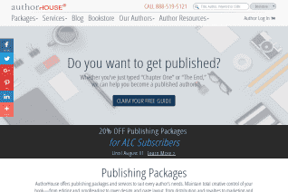 Authorhouse reviews and complaints