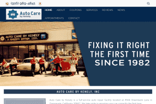 Auto Care by Kenely reviews and complaints