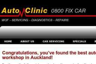 Auto Clinic reviews and complaints