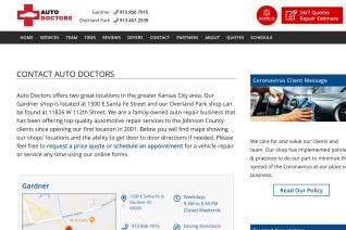 Auto Doctors reviews and complaints