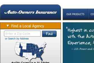 Auto Owners Insurance reviews and complaints