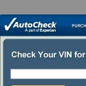 AutoCheck reviews and complaints