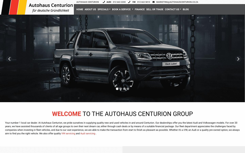Autohaus Centurion reviews and complaints