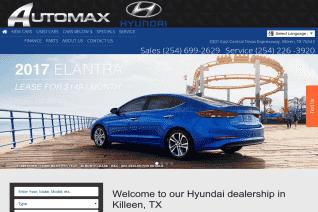 Automax Hyundai reviews and complaints
