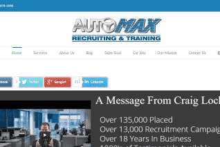 AutoMax Recruiting And Training reviews and complaints