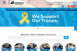 Automax Volkswagen reviews and complaints