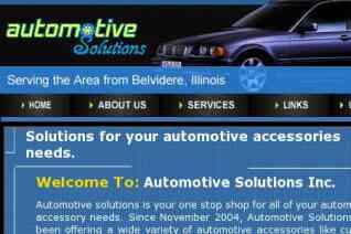 Automotive Solutions reviews and complaints
