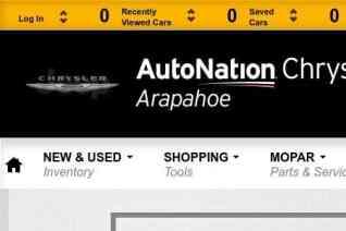 Autonation Chrysler Jeep Arapahoe reviews and complaints
