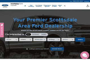 Autonation Ford Scottsdale reviews and complaints