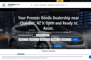 Autonation Honda Chandler reviews and complaints