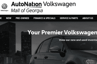 AutoNation Volkswagen Mall of Georgia reviews and complaints