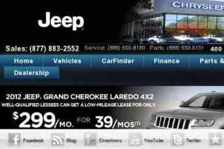 Autopark Chrysler Jeep reviews and complaints
