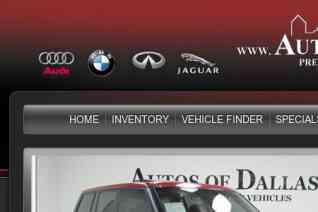 Autos Of Dallas reviews and complaints