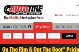 Autotire Car Care Centers reviews and complaints