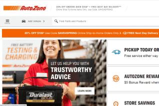 AutoZone reviews and complaints