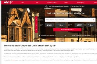 Avis United Kingdom reviews and complaints