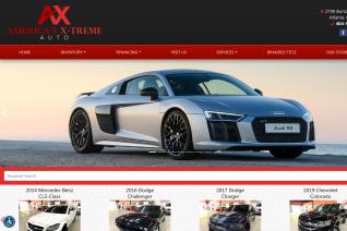 Ax Auto reviews and complaints
