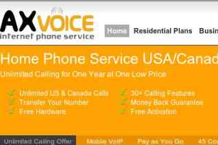 AXVOICE reviews and complaints