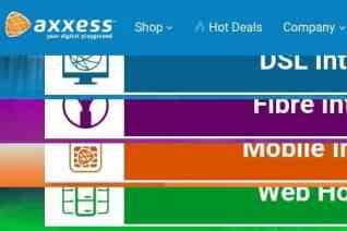 Axxess DSL reviews and complaints