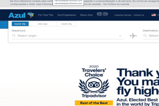 Azul Brazilian Airlines reviews and complaints