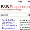 B And B Suspension reviews and complaints