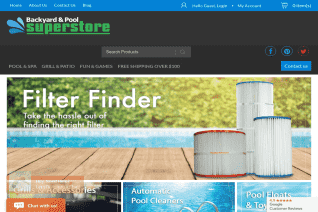 Backyard Pool Superstore reviews and complaints