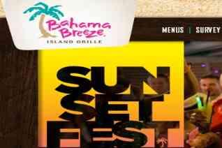 Bahama Breeze reviews and complaints