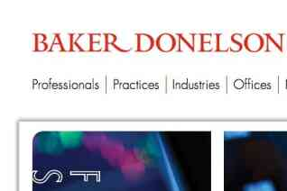 Baker Donelson reviews and complaints