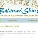 Balanced Skin Care Center reviews and complaints