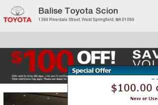Balise Toyota reviews and complaints