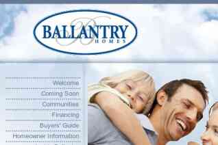 Ballantry Homes reviews and complaints