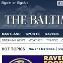 Baltimore Sun Newspaper