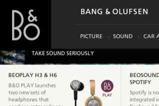 Bang and Olufsen reviews and complaints