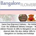 Bangalore Florists