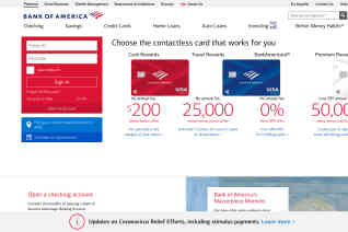 Bank Of America reviews and complaints