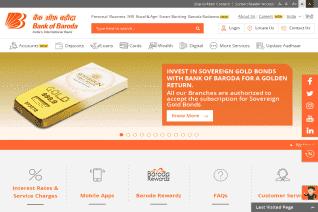 Bank Of Baroda reviews and complaints