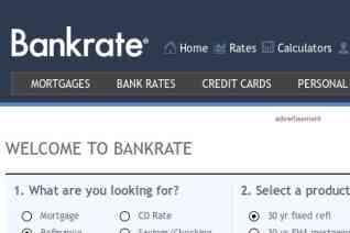 BankRate reviews and complaints