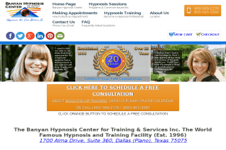 Banyan Hypnosis Center reviews and complaints