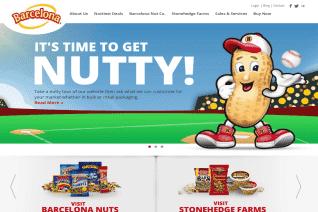 Barcelona Nut Company reviews and complaints