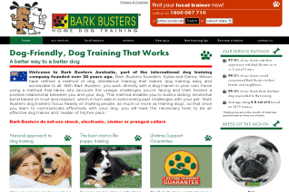 Bark Busters Australia reviews and complaints