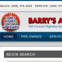 Barrys Nissan